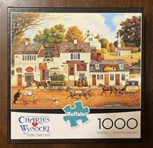 Charles Wysocki 1000 Pc Jigsaw Puzzle - Olde Cape Cod - Americana -Excel... - $12.77