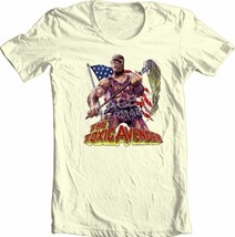 The Toxic Avenger T-shirt 80's horror movie Tromaville 100% cotton graphic tee image 2