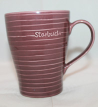 Starbucks 2009 Design House Stockholm 1 Coffee Tea Mug Cup Purple Brown ... - $26.77