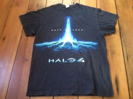"Halo 4 Wake Up John Master Chief Black 100% Cotton Delta Pro T-Shirt M 39"" - $1,000.00"