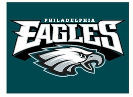 Philadelphia Eagles Sticker Decal S33 Football YOU CHOOSE SIZE