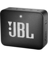 JBL GO 2 JBLGO2BLKAM Portable Bluetooth Speaker - Midnight Black - $47.58