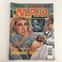 Mad Magazine September 1996 No. 349 First Look at Madonnas Baby Very Fine VF 8.0 - $9.45