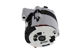 A -Team Performance GM CS130 Style 160 Amp Alternator with Serpentine Pulley image 4