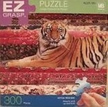 Ez Grasp Puzzle Tiger At Rest - $25.00