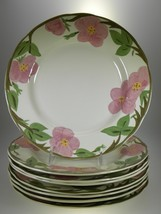 Franciscan Desert Rose Salad Plates Set of 8 BRAND NEW PRODUCTION - $22.68