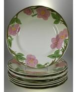 Franciscan Desert Rose Salad Plates Set of 8 BRAND NEW PRODUCTION - $25.20