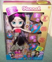 "Boxy Girls HANNAH 8""H Doll New Season 2 - $12.88"
