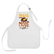 Thanksgiving Apron, Thanksgiving Cooking Apron, Thanksgiving Present - $22.33 CAD
