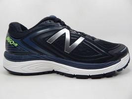 New Balance 860 v8 Size 9 2E WIDE EU 42.5 Mens Running Shoes Black M860BW8
