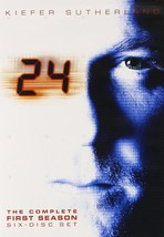 24 Complete 1st First Season 1 One DVD SET EPISODES Series TV Show Kiefe... - $29.69
