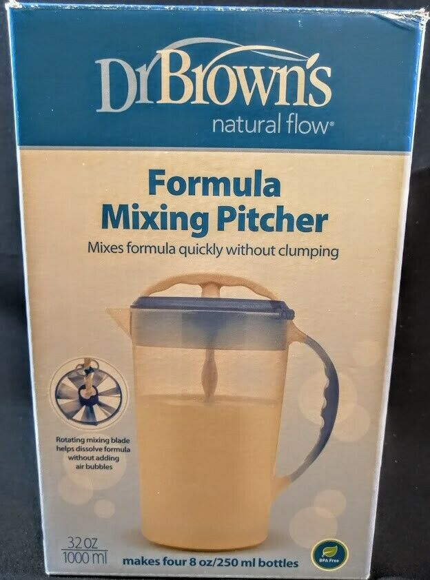 Primary image for Dr. Brown's Formula Mixing Pitcher~ Never removed from box