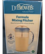 Dr. Brown's Formula Mixing Pitcher~ Never removed from box - $11.83