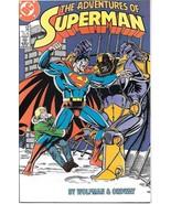The Adventures of Superman Comic Book #429 DC Comics 1987 NEAR MINT UNREAD - $2.99