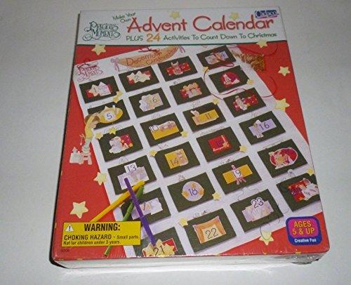 Precious Moments Make Your Own Advent Calendar - $25.93