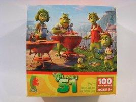 Planet 51 100 Piece Jigsaw Puzzle: Eckle - $14.98