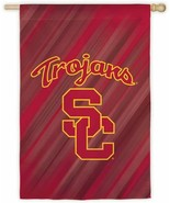 University of Southern California USC Trojans Doubled Sided House Flag - $7.87