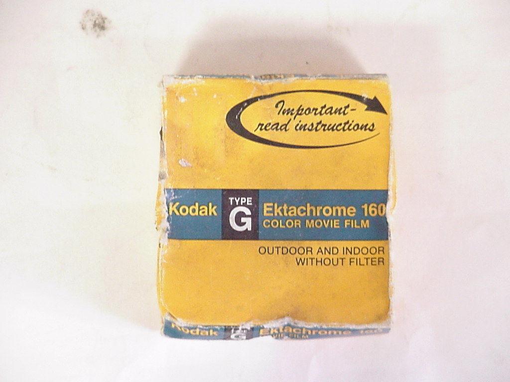 Vintage Kodak Ektachrome 160 Super 8 Type G and similar items