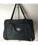 American Tourister Soft Carryon Tote with Handle & Shoulder Strap - Black - $19.75