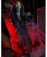 Halloween Prop Decor 6 Ft Experimental Eddie Animatronic (sh) O12 - $692.99