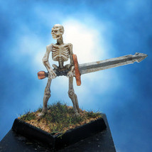 Painted Reaper Miniature Skeleton Warrior III - $22.34