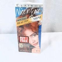 Vintage Clairol Nice 'n Easy 112 Natural Dark Auburn 1996 movie tv prop ... - $71.77