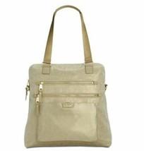 Kipling Camryn Large Laptop Satchel Shoulder Tote Bag, Gilded Bronze - $107.91