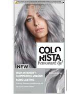 LOreal Colorista COOL SHADE SILVER GREY Permanent Hair Dye Gel SHIMMERIN... - $19.98