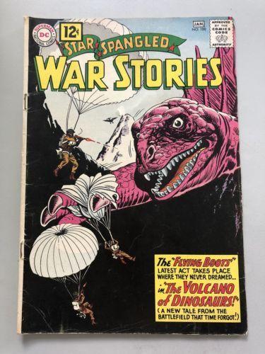 Star Spangled War Stories (1952 DC #3-204) #100