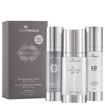SkinMedica Award Winning System with TNS Advanced+ Serum   - $288.60