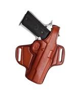Tagua BH1-1163 Thumb Break Belt Holster, Kahr Arms P380, Brown, LH - $49.99