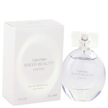 Sheer Beauty Essence by Calvin Klein Eau De Toilette Spray 1 oz for Women - $27.72