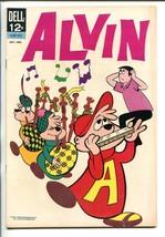 Alvin #12-021-212 1962-DELL-1ST ISSUE-TV Cartoon SERIES-vf - $76.98