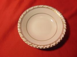"""5 1/8"""", Fruit/Sauce Bowl from Johnson Bros. in Old English, Belmont Pattern. - $10.99"""