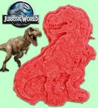 Jurassic World Make Your Own Bath Bomb Makes 4 Bath Bombs T-Rex NEW in BOX image 2