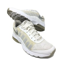 Nike Womens Air Max Invigor Low Top Size 8.5 Running Shoes Sneakers 749866-100 - $46.03