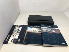 2005 Land Rover And Range Rover Owners Manual Set With Case OEM Z0J06 - $86.39