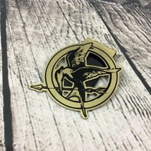 """Hunger Games The Mocking Jay Pin Bookmark By Lions Gate Films 1.5"""" Colle... - $9.89"""