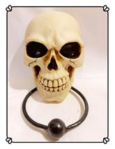 """16"""" Skull Door Knocker - $19.99"""