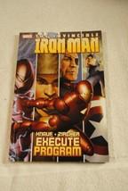 Iron Man: Execute Program By Charles Knauf Comic Book Marvel Civil War 2007 - $43.99