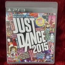 PS3 Just Dance 2015 (Sony PlayStation 3, 2014) - $9.99