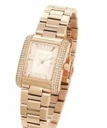 Michael Kors Rose-gold tone MK3572 Emery Mini Watch - £52.73 GBP