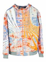 Fyodor Golan psychedelic print oversized hoodie - $92.03