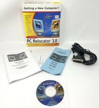 Vintage 2001 PC Relocator 3.0 Computer Software - CD Sealed  - $28.04