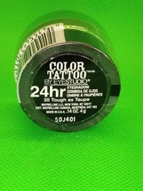 Maybelline Eyestudio 24 Hr, Color Tattoo Eyeshadow, New - $9.99