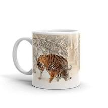 Tiger Mom Creative Photo Coffee Mugs 15oz For Mother Grandma Sister Daughter - $19.95