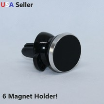 Magnetic Air Vent Cell Phone Vent Clip Holder Car Mount 360 Degree Movement - $5.99