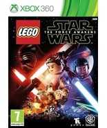 LEGO Star Wars The Force Awakens Xbox 360 X360  Complete CIB - $11.73