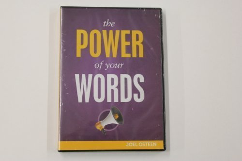 The Power of Your Words Cd Box Set - Joel Osteen