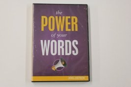 The Power of Your Words Cd Box Set - Joel Osteen image 1